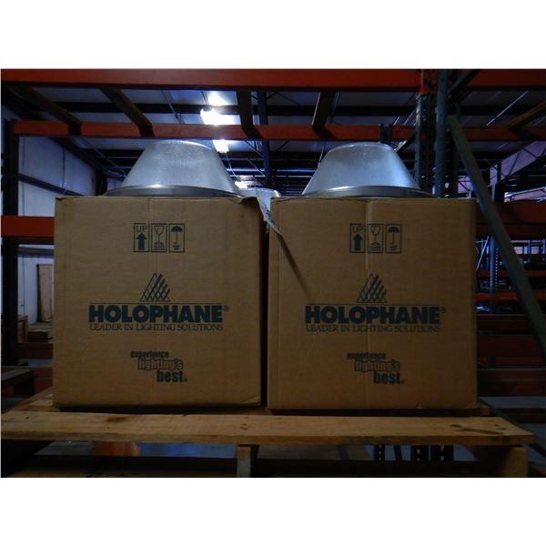HOLOPHANE LIGHT ASSEMBLY Shop Equipment