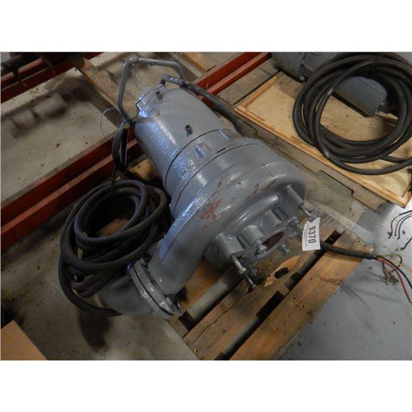 FLYGT 35KW-47HP Pump