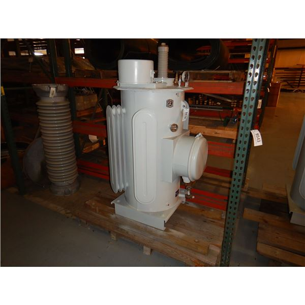 GENERAL ELECTRIC PERCIPITATOR POWER SUPPLY