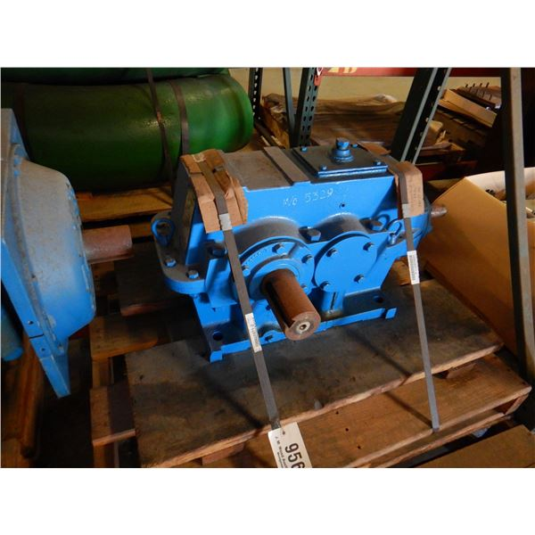 MAXI-POWER HELICAL GEAR DRIVE Miscellaneous