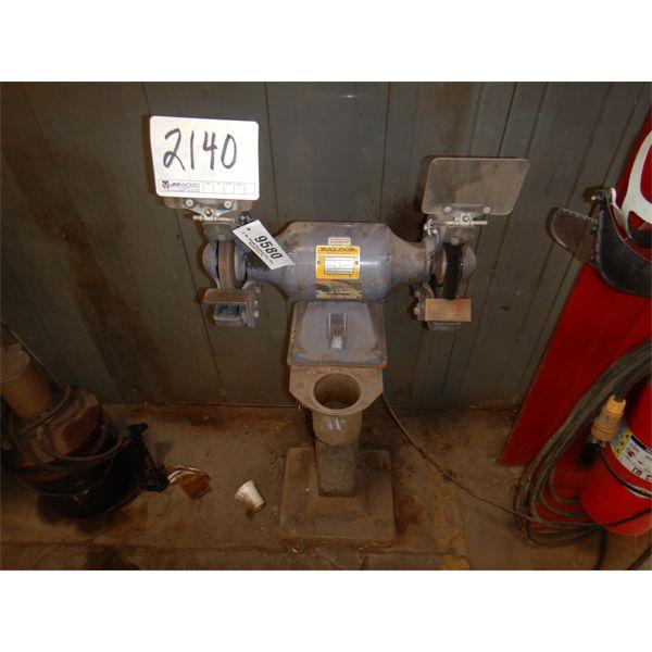 BALDOR 8107W GRINDER/BUFFER Shop Equipment