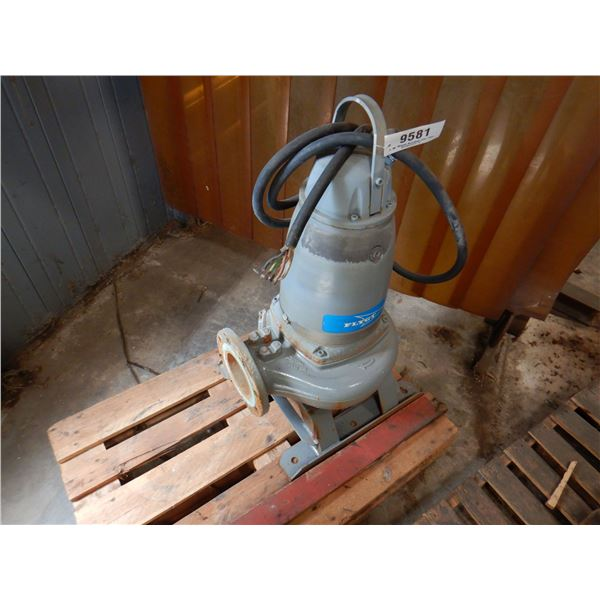 FLYGT WATER PUMP Miscellaneous