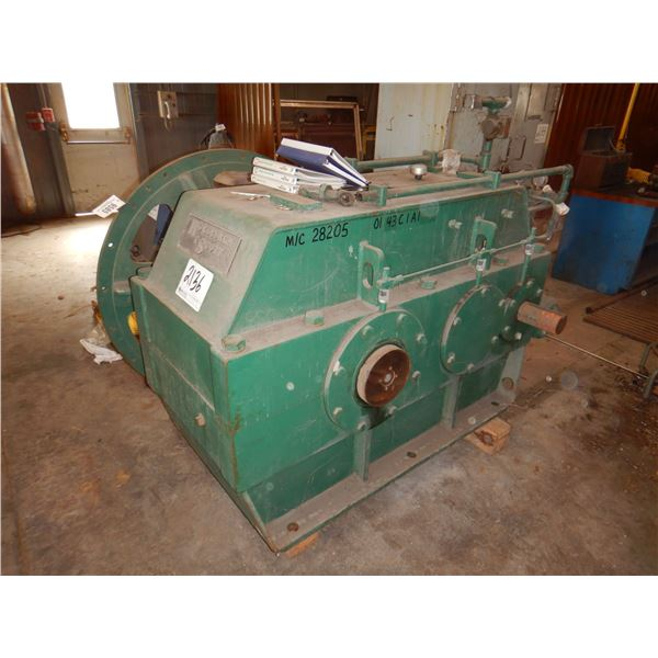 HORSBURGH & SCOTT MARK II HELICAL SPEED REDUCER Shop Equipment