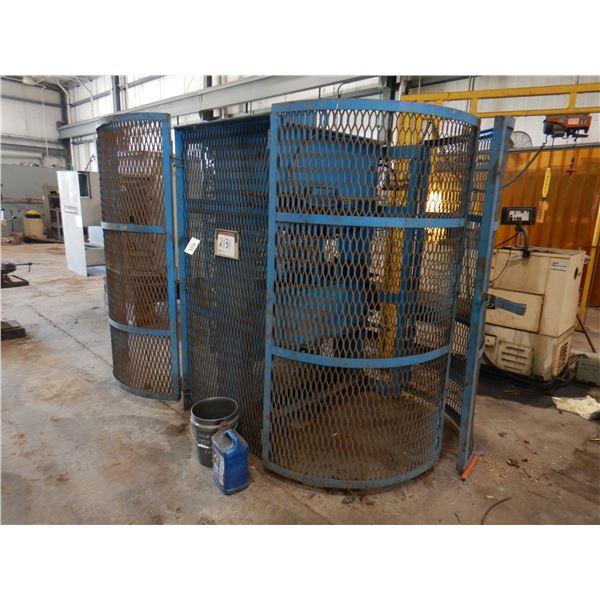 DAKE 5-150 INDUSTRIAL HYD PRESS Shop Equipment