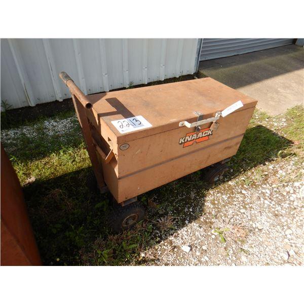 KNAACK TOOL BOX Shop Equipment