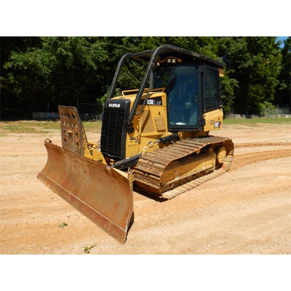 2013 CAT D3K2 LGP Dozer / Crawler Tractor