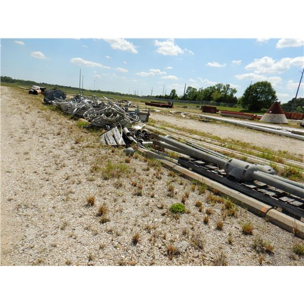MISC METAL FOR POWER POLES