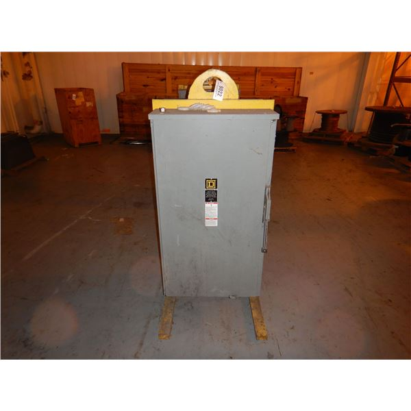 SQUARE D 400 AMP SAFETY SWITCH