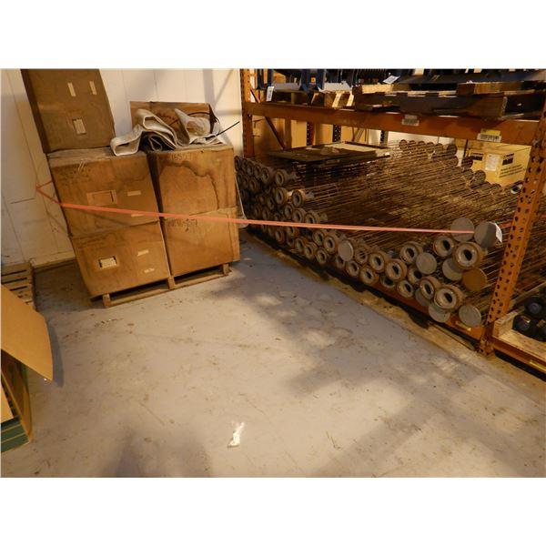 BAG HOUSE CAGES W/ FILTER SOCKS