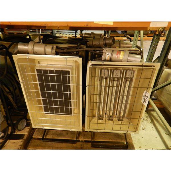 FOSTORIA SUN-MILE HEATER Shop Equipment