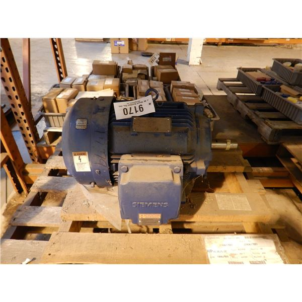 SIEMENS RGZZESD ELECTRIC MOTOR Miscellaneous