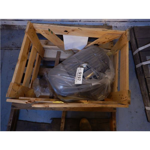 WESTINGHOUSE MAX-EI ELECTRIC MOTOR Miscellaneous