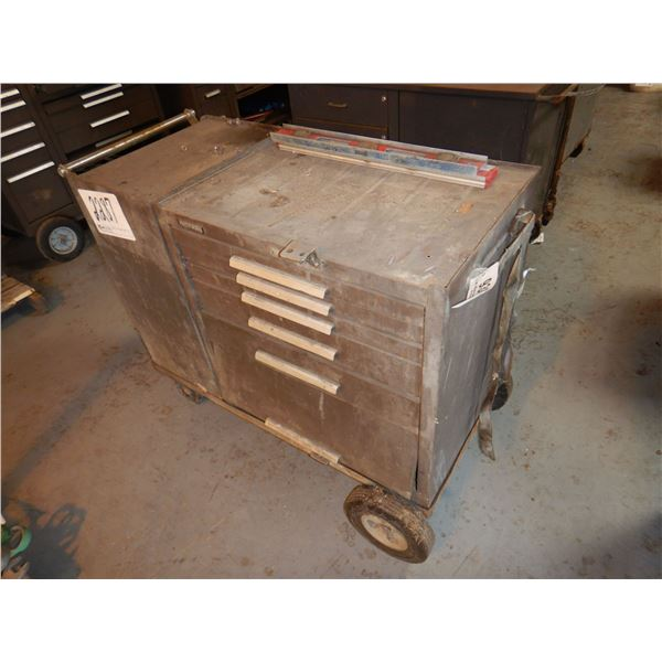 KENNEDY TOOL CHEST Shop Equipment