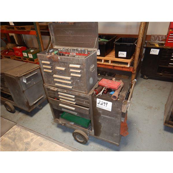 KENNEDY TOOL BOX Shop Equipment
