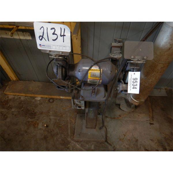 BALDOR 3107W GRINDER Shop Equipment