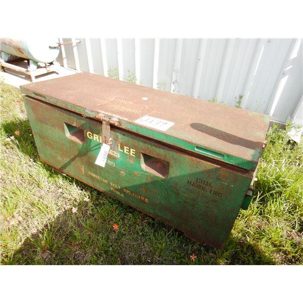 GREENLEE 628 JOB BOX Shop Equipment