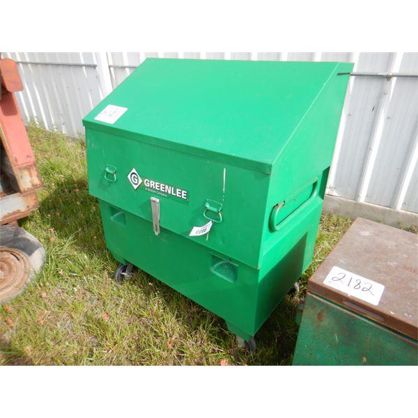 GREENLEEE JOB BOX