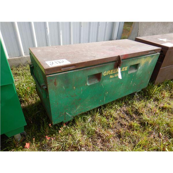 GREENLEEE JOB BOX Shop Equipment