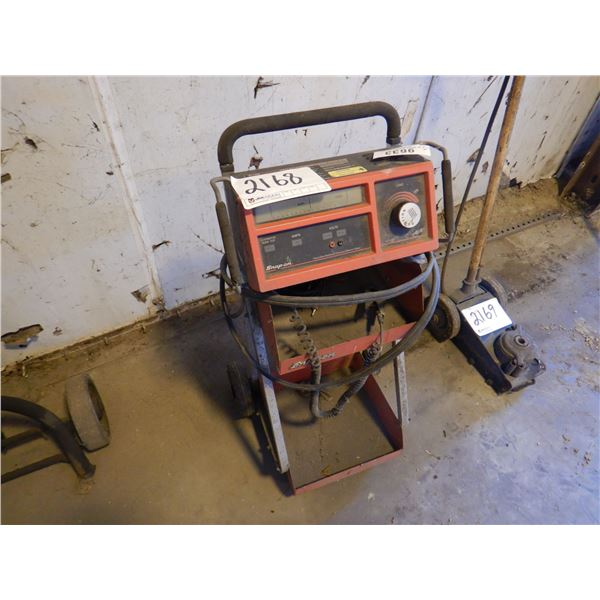 SNAP ON MT 1560 STARTING/ CHARGING SYSTEM TESTER Shop Equipment