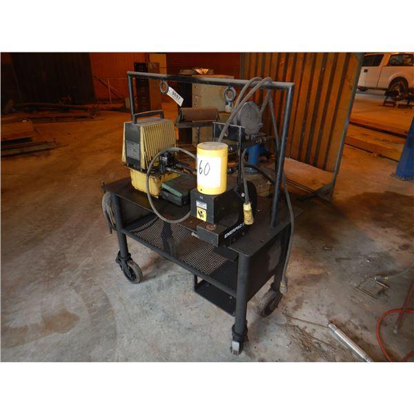 ENERPAC PEM2042 HYD PUMP Shop Equipment
