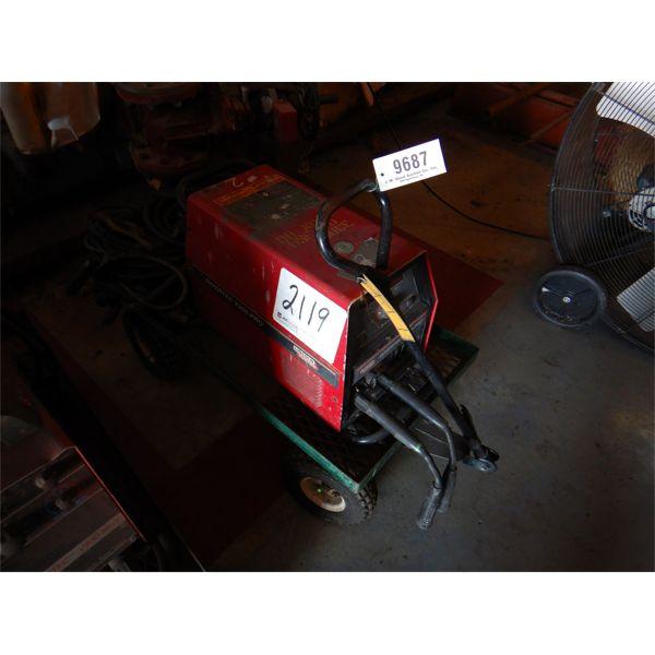 LINCOLN INVERTEC V350 PRO WELDER Welding Equipment