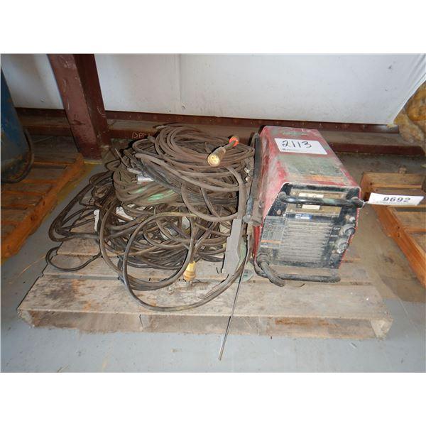 LINCOLN INVERTER V350 PRO WELDER Welding Equipment