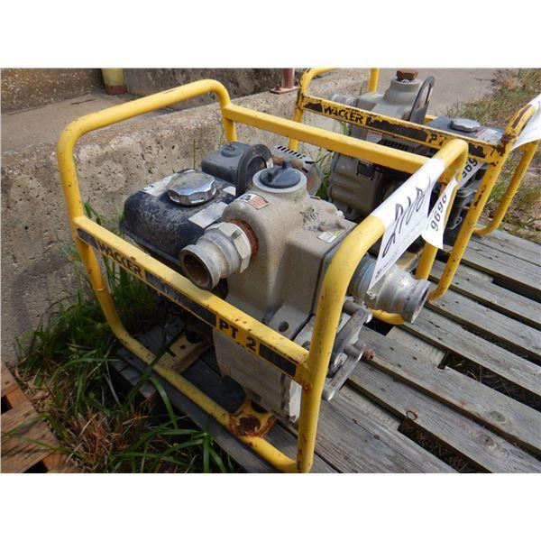 WACKER PT2A Pump