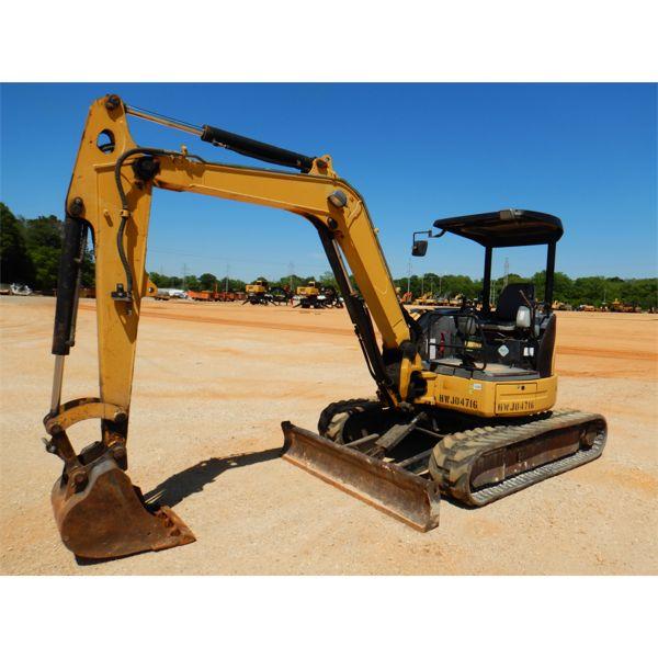 2010 CAT 305C CR Excavator - Mini