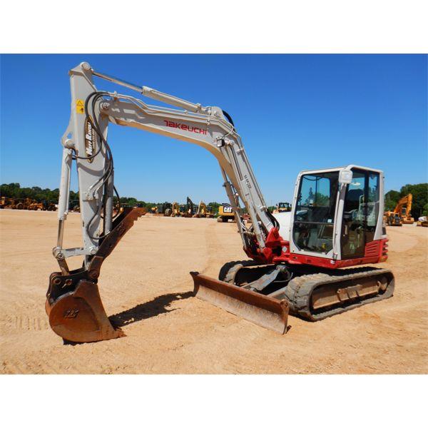2014 TAKEUCHI TB290 Excavator