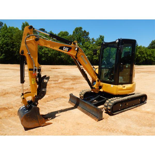 2019 CAT 303.5E2 CR Excavator - Mini