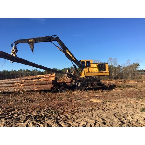 2015 TIGERCAT 234 Log Loader