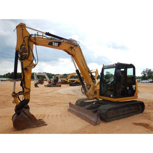 2016 CAT 308E2 CR Excavator