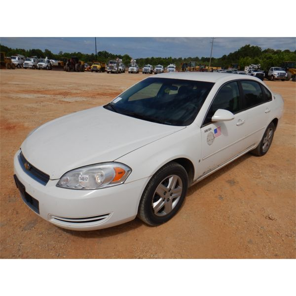 2006 CHEVROLET IMPALA LS Automobile