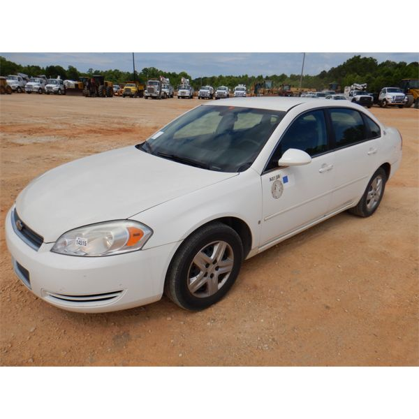 2007 CHEVROLET IMPALA LS Automobile
