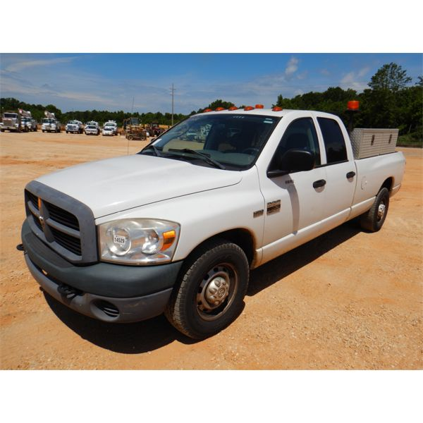 2008 DODGE RAM 2500 HEAVY DUTY Pickup Truck