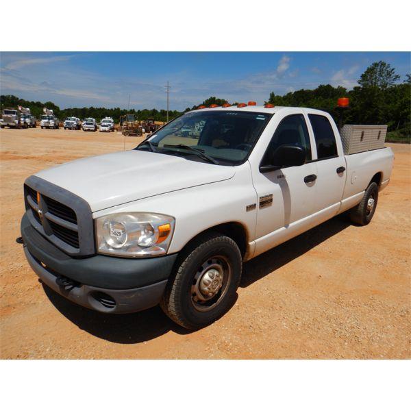 2008 DODGE RAM 2500 HEAVY DUTY Pickup Truck