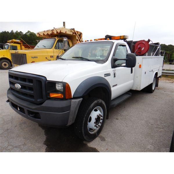 2006 FORD F550 XL SUPER DUTY Service / Mechanic Truck
