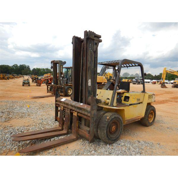 YALE GDP 150 Forklift - Mast