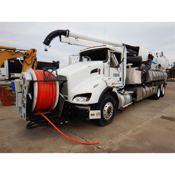 2016 KENWORTH T440 Vacuum Truck