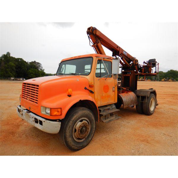 1992 INTERNATIONAL 4900 Grapple Truck