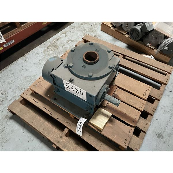 ELECTRA GEAR HELICAL WORM REDUCER