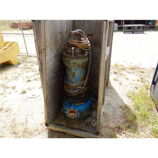 WARMAN 2S0-40-1200 SUMP PUMP Pump