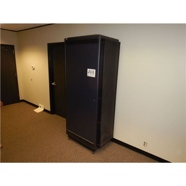 DELL ELECTRONIC CABINET