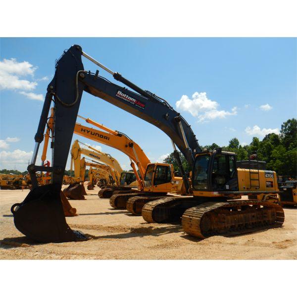 2016 JOHN DEERE 470G LC Excavator