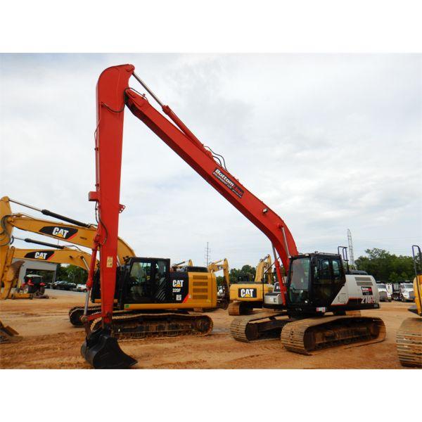 2018 LINK BELT 210X4 LONG REACH Excavator