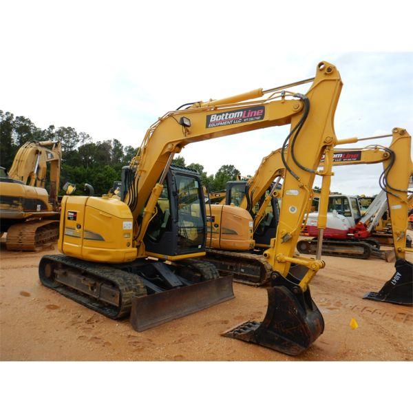 2017 KOBELCO SK75SR-3E Excavator