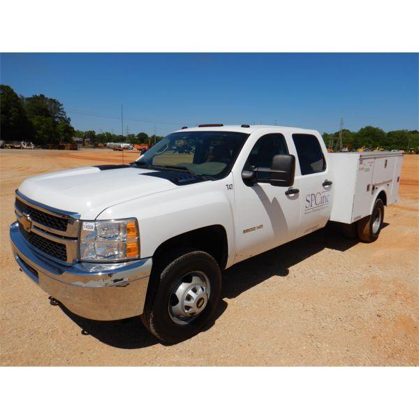 2012 CHEVROLET 3500 HD Service / Mechanic Truck