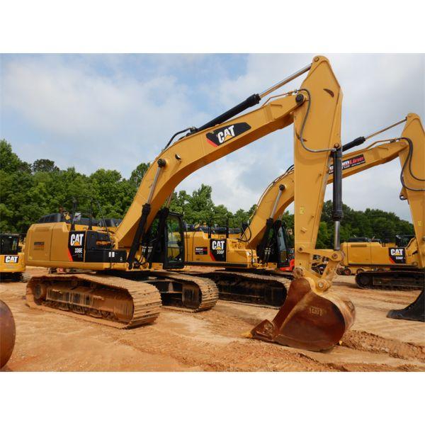 2013 CAT 336EL H Excavator