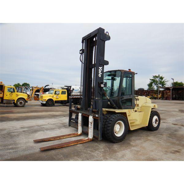 2006 YALE GDP230DB Forklift - Mast