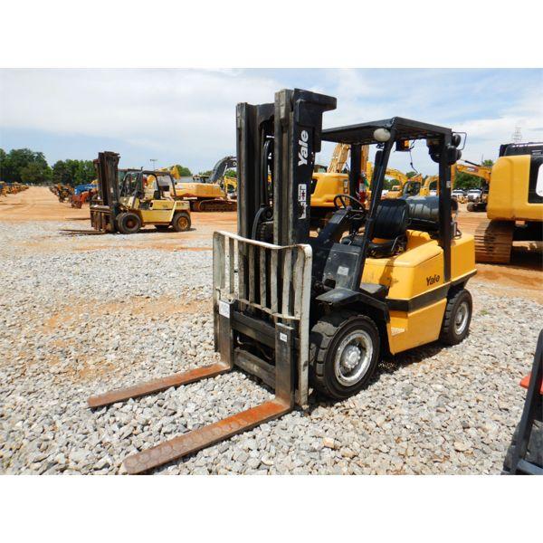 YALE GLP080 Forklift - Mast